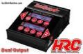 Ladegerät 12/230V HRC Dual Star Charger V1,0 Max 2x 100W